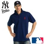 POLO TRIKO NY YANKEES Tm.modré